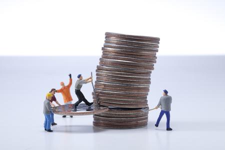 derrumbe: Monedas de medio dólar de los Estados Unidos