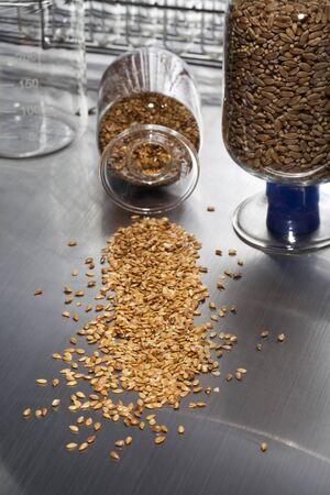 downfall: Laboratory testing and GMO seeds