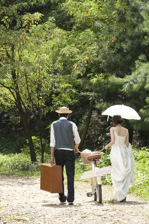 Pre-Wedding Outdoor Photoshoot