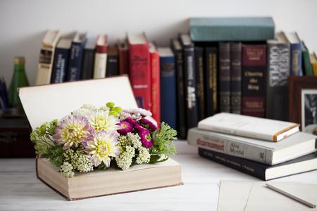 indoor shot: Indoor Shot Of Flowers