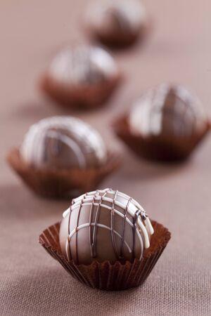 wrappers: Dark Chocolate Treats