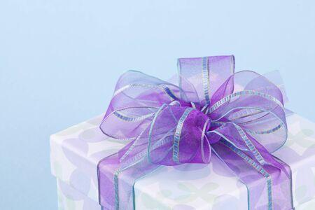 Beauty Shot Of A Christmas Present