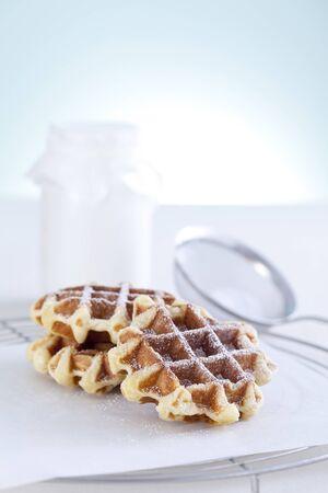 treats: Special Waffle Treats