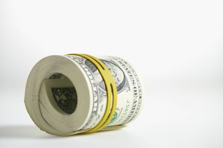 safely: Money Kept Safely Secured Stock Photo