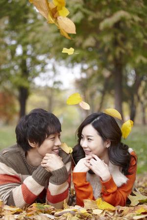 position d amour: automne Romance