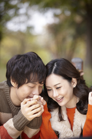 position d amour: Fall Romance