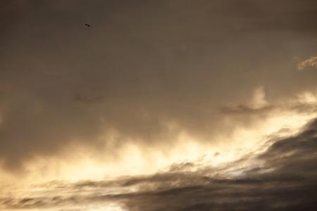 dramatic sky: South Korea, Seoul, Dramatic sky and a new one