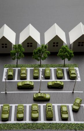 Miniature Eco Town