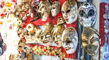 the merchant of venice: Europe Trip- Venice, Italy Stock Photo