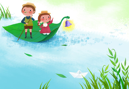 Childrens World Illustration