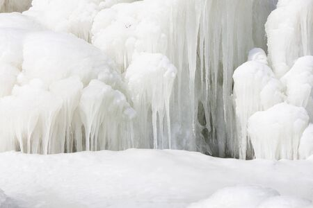 sopel lodu: icicle of the valley; ice,