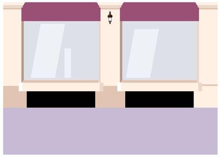 departmental: window display