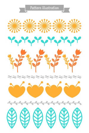 Seasonal patterns-Spring