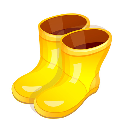 Icon of a rain boots.