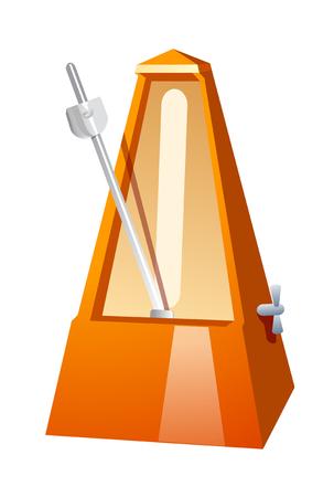 vector icon metronome