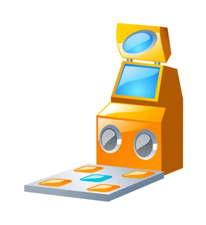 vector icon game machine Stock fotó - 73539537