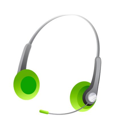 vector icon headphone
