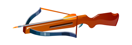 vector icon hunting weapon Illustration