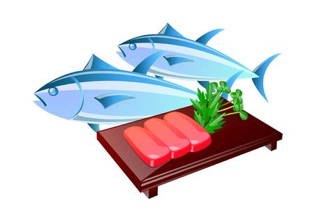 벡터 아이콘 물고기
