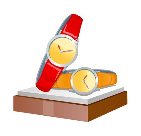vector icon watch