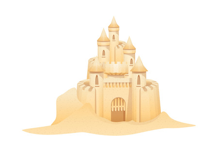 recollection: Icon sandcastle