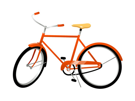 icon bicycle Ilustrace