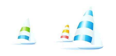 convalescence: icon boat Illustration
