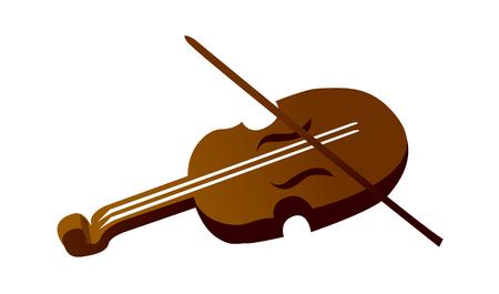 fiddlestick: icon violin