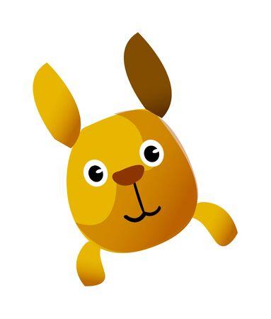 lapdog: icon dog Illustration