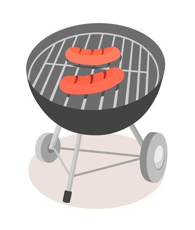 icon sausage