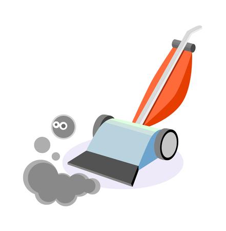 icon vacuum Illustration