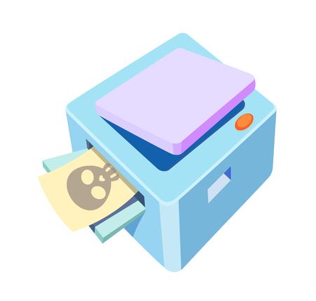 icon copy machine