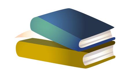 children's story: Books icon.