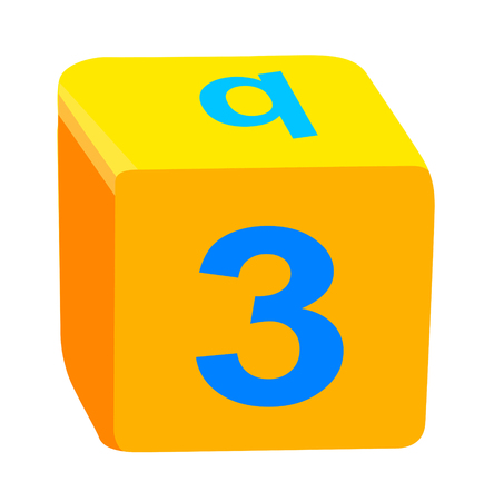 numbers clipart: icon dice
