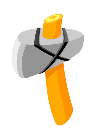 ax: icon ax Illustration