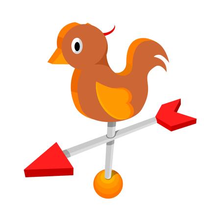 weathercock: icon weathercock