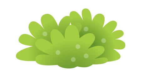 Icon bush Illustration