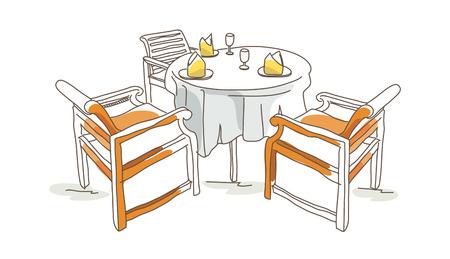 아이콘 테이블