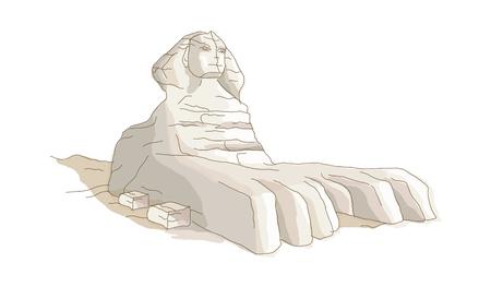 Icon sphinx