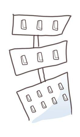 edifice: Icon building