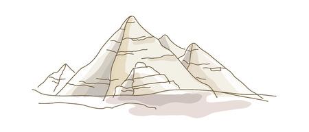 remains: icon pyramid