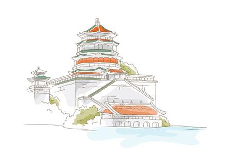 Icon temple