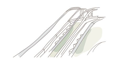 Icon escalator