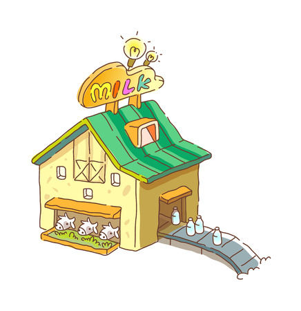 icon house Illustration