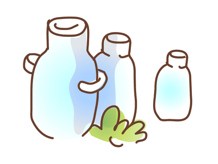 thickets: vector icon bottles