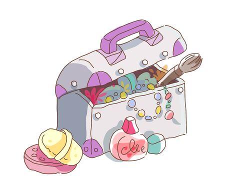 icon box Illustration