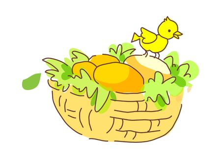 icon egg Illustration