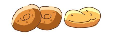 icon doughnut Illustration