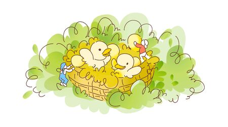 icon bird Illustration