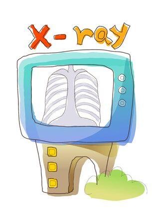 icon x ray